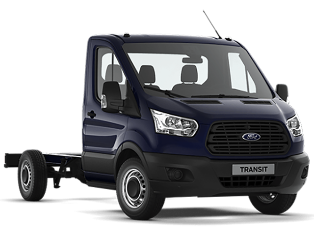 Ford TRANSIT Шасси 2021